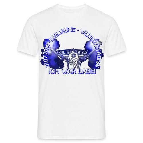 dabeifrontendversionneub - Männer T-Shirt