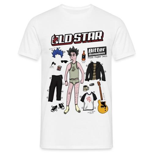 Bitter Punk Paper Doll - Camiseta hombre