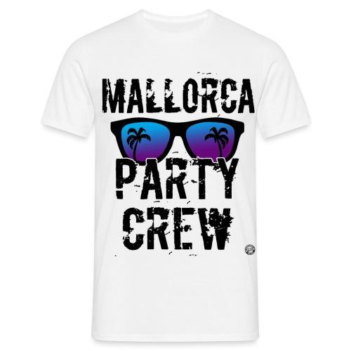 MALLE PARTY CREW Shirt - Mallorca Overhemden 2019 - Mannen T-shirt