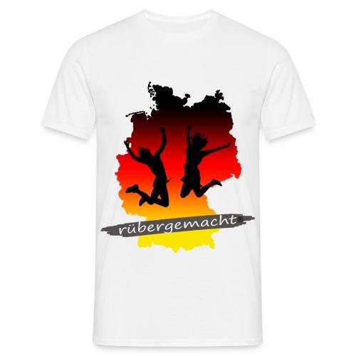 Rübergemacht - Männer T-Shirt