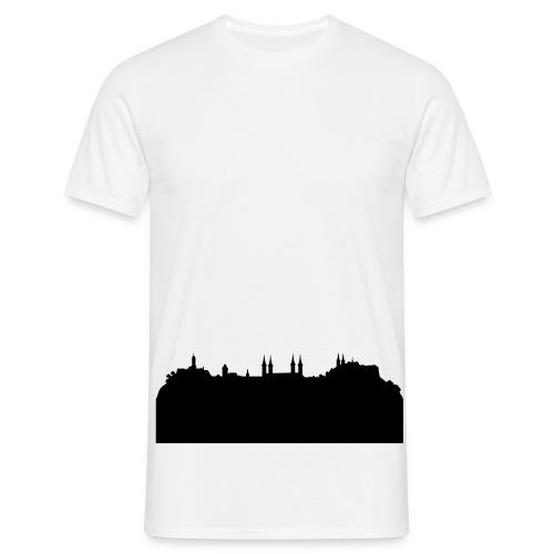 1_spruch_maenner - Männer T-Shirt