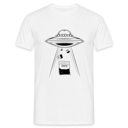 UFO thuts - T-shirt Homme