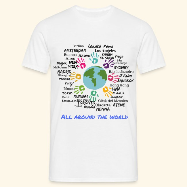 All around the world uomo