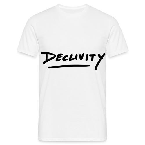 Projekt 2 svart - T-shirt herr