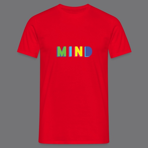 MIND Tee Shirts - Men's T-Shirt