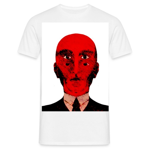 Mixed Up - Mannen T-shirt