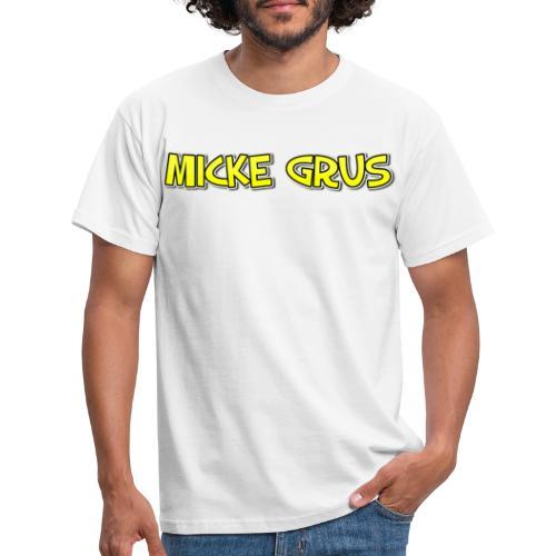 Micke Grus - T-shirt herr