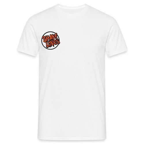 All c eye white - Men's T-Shirt