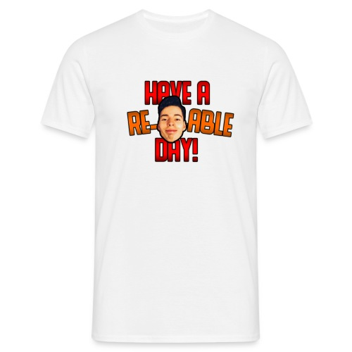 Re-Marc-Able Day - Men's T-Shirt