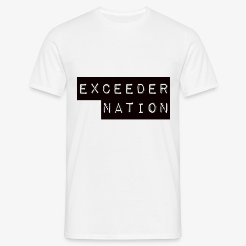 EXCEEDER NATION - Men's T-Shirt