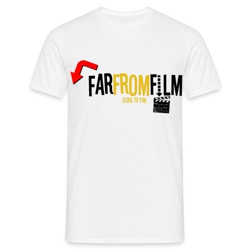FarFromFilm FB 1 blk - Men's T-Shirt