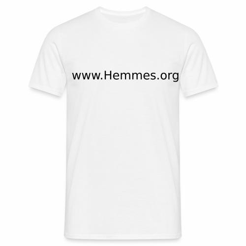 HemmesORG1 - Männer T-Shirt