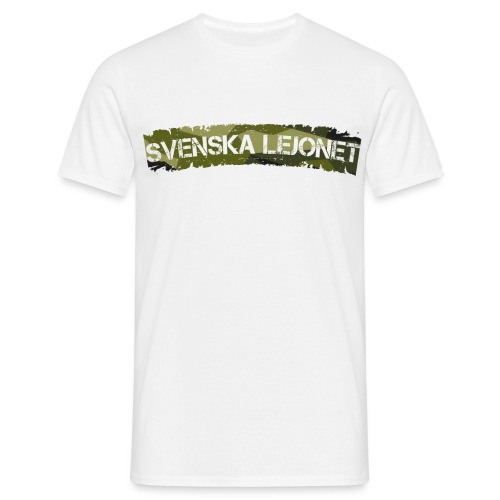 Svenska Lejonet M90 Patch - T-shirt herr