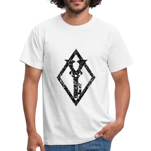 Black Diamond Key - T-skjorte for menn