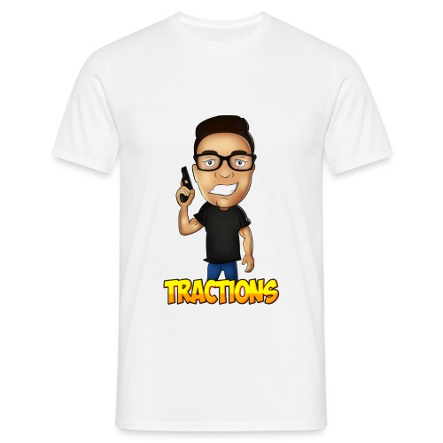 Mascotte MrTractions - T-shirt Homme