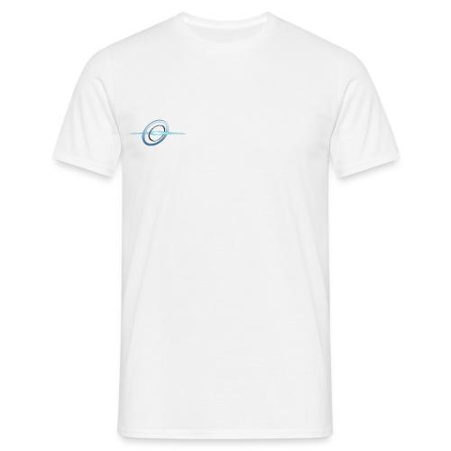 HaloOrbit Logo Klein - Männer T-Shirt