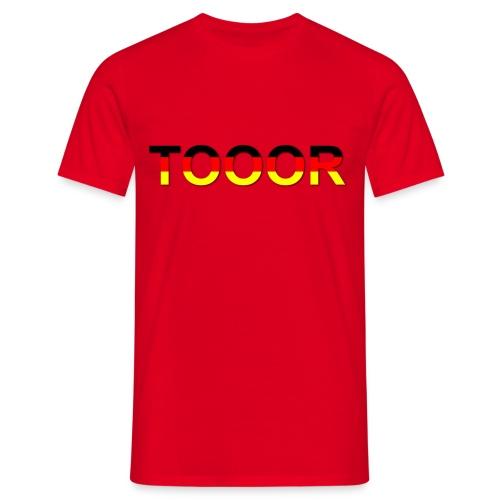 TOOOR-Schatten-transparen - Männer T-Shirt