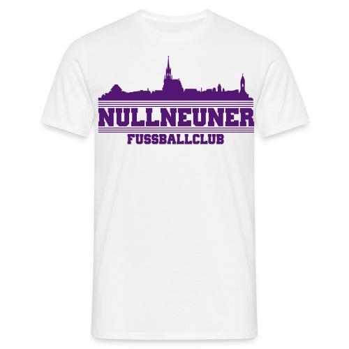skyline shirt neu - Männer T-Shirt