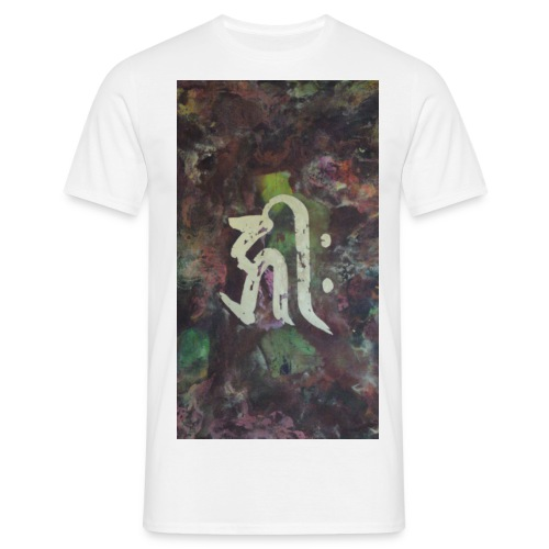 reiki 037 - Men's T-Shirt