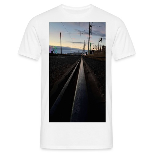 Blackpool, England, UK - Men's T-Shirt