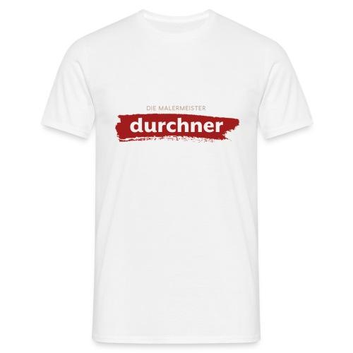 Vorne mitte - Männer T-Shirt