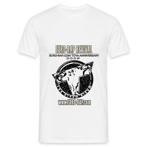 euroraprevivalmefchandise2 - Men's T-Shirt
