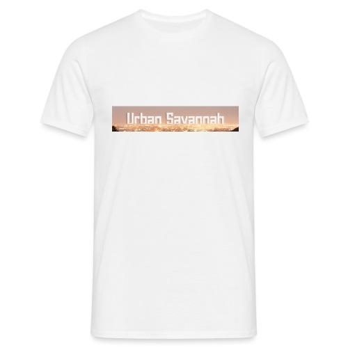 Urban Savannah - Men's T-Shirt