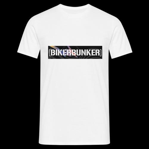 Bikergan - Männer T-Shirt