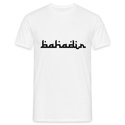 bahadir logo1 png - Männer T-Shirt