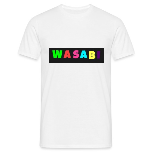 wasab tshirts 'n' hoodies - Men's T-Shirt