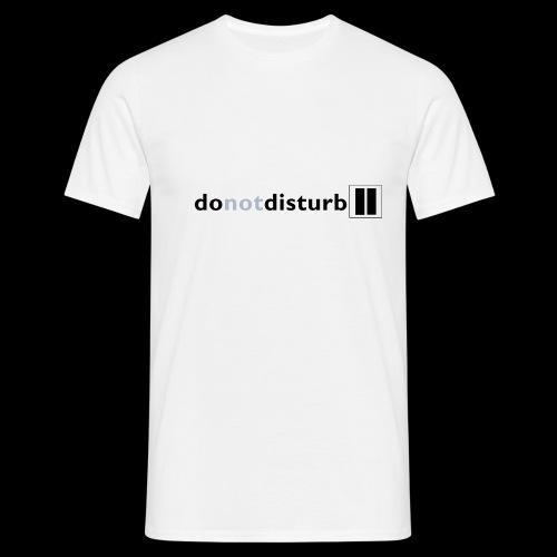 donotdisturb clothing range - Men's T-Shirt