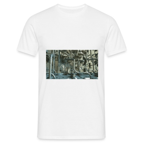 Sience Fiction 2037 - Männer T-Shirt