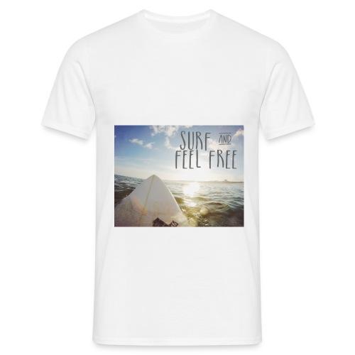 Surf - Men's T-Shirt