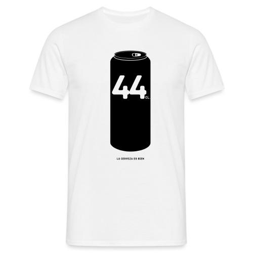 LATA 44 CL. NEGRA - Camiseta hombre