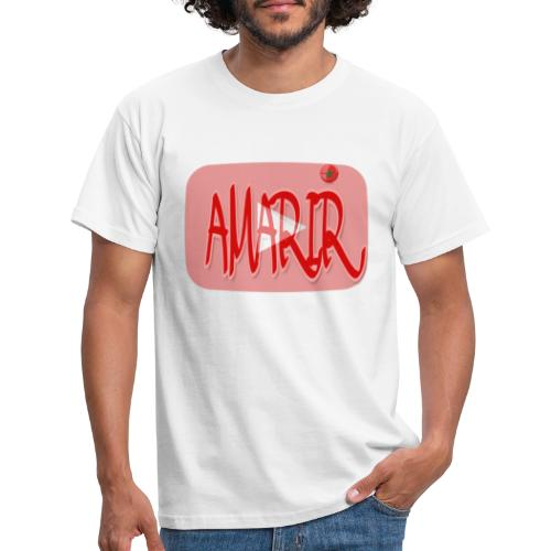 Logo youtube amarir - T-shirt Homme