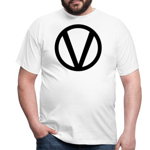 vegan - T-shirt herr