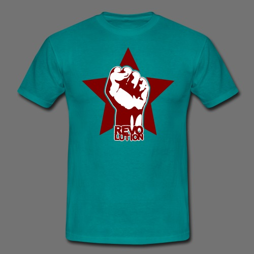 Vallankumous - Miesten t-paita