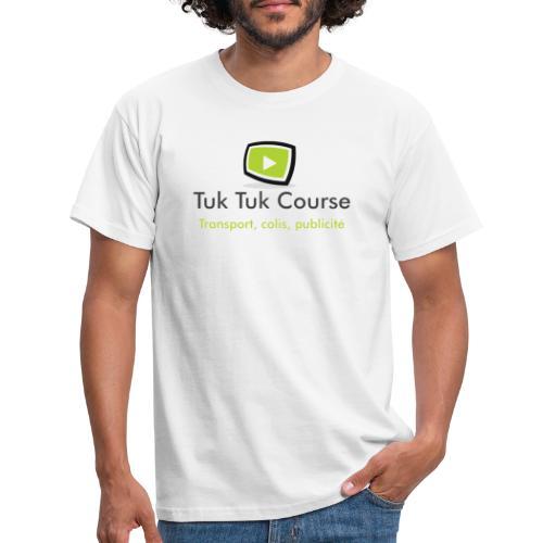 Logo tuk tuk course - T-shirt Homme