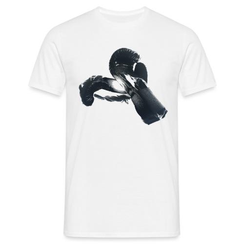 boxing gloves (Saw) - Men's T-Shirt