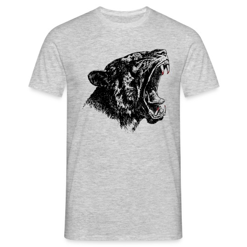 Black panther - T-shirt Homme