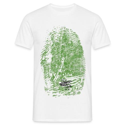 a3 - Men's T-Shirt
