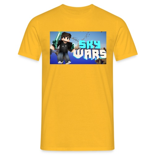 Skywars Pet - T-shirt Homme