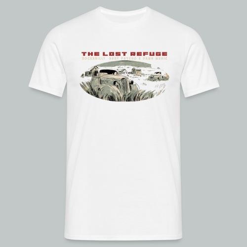 Lost Refuge - Men's T-Shirt