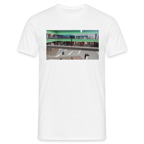 imagen de centro comercial - Camiseta hombre