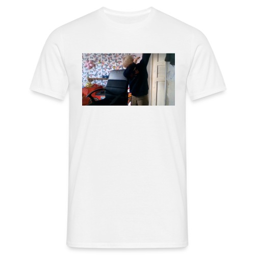 caser - T-shirt herr