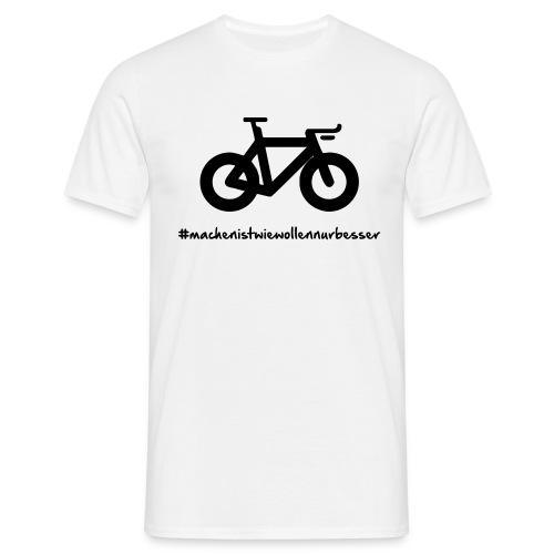Tri Bike - Männer T-Shirt