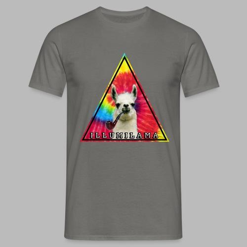 Illumilama logo T-shirt - Men's T-Shirt