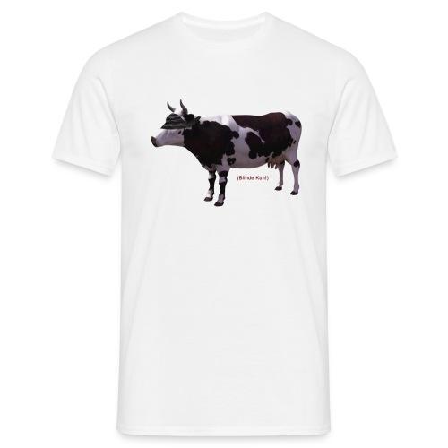 blinde kuh - Männer T-Shirt