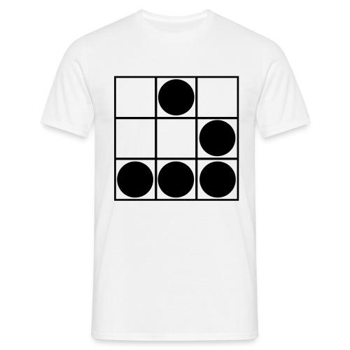 Glider - Das Hacker Community Symbol - Men's T-Shirt