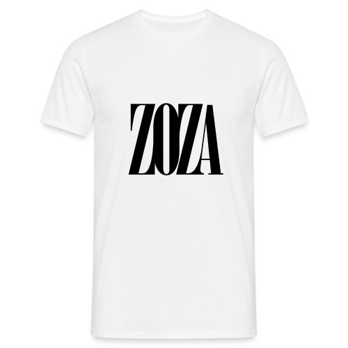 ZOZA LOGO 01 png - T-shirt Homme